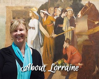About Lorraine d'Entremont Rawls, Author, Film Maker and Tour Guide